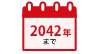 2037年まで