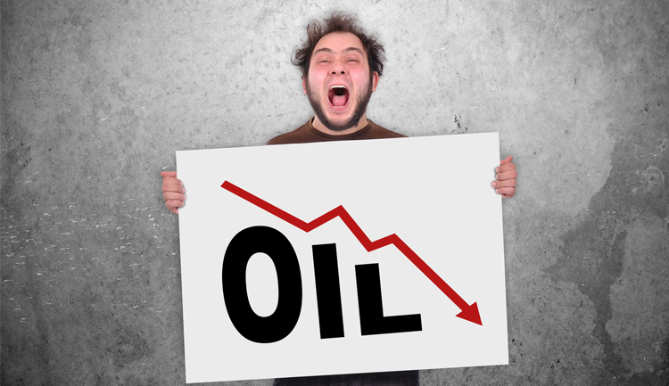ブル 見通し 原油